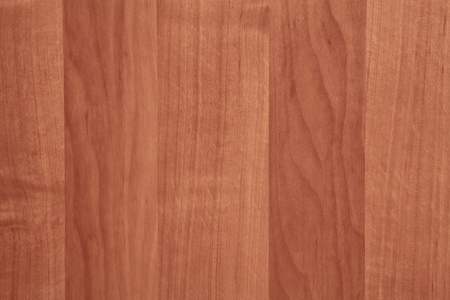 veneer: close-up of fragment of wooden surface of brown color with visible texture