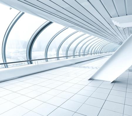 hemispherical: business hall