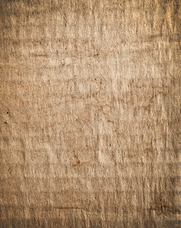 Background of grungy pasteboard texture photo