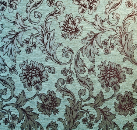 Vintage traditional fabric texture background  Stock Photo