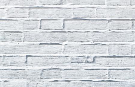 paredes de ladrillos: ladrillo blanco textura de la pared
