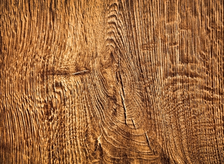 Abstract background of an old wood messy and grungy texture on warm striped veneer with veins