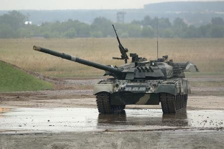 The main Russian tank T-90 Stock Photo - 11273425