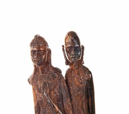 bois �b�ne: Figurine �b�ne. C'est un souvenir du Kenya de la statue d'�b�ne