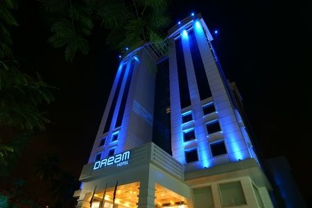 kochi: Dream hotel Cochin (kochi ), Kerala, South India