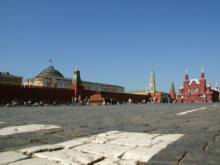 Red Square on a summer day, Moscow, Russia Stock Photo - 11314309