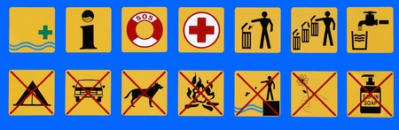 permitting: permitting and prohibiting signs on public beach
