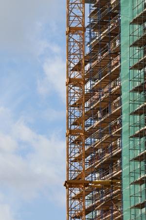 Concrete Building Construction Stock Photo - 11420433