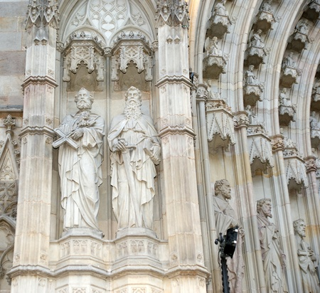 Cathedral (La Seu) of Barcelona,Spain