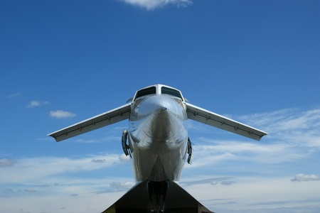 The Tupolev Tu-144 (NATO name: Charger) was a Soviet supersonic transport aircraft, similar to the concord