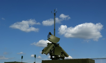 Modern Russian UNV-2V radar is designed  and automatic tracking of targets and missiles