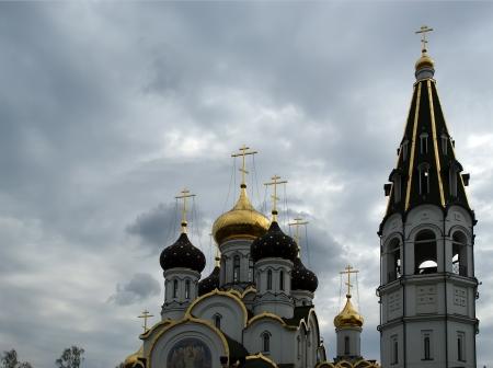 nevsky: Church of St. Alexander Nevsky, Moscow region