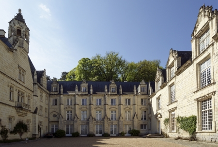 usse: Usse Castle, Loire Valley, France --also known as Sleeping Beauty Castle Editorial
