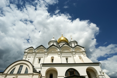 The Cathedral. Moscow Kremlin, Russia Stock Photo - 21205231