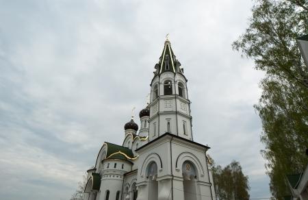 nevsky: Church of St. Alexander Nevsky, Moscow region, Russia