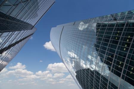 Rascacielos del Centro Internacional de Negocios (Ciudad), Mosc?, Rusia