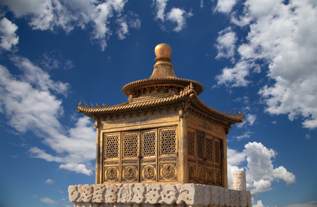 dynasty: Forbidden City, Beijing, China -- was the Chinese imperial palace from the Ming Dynasty to the end of the Qing Dynasty