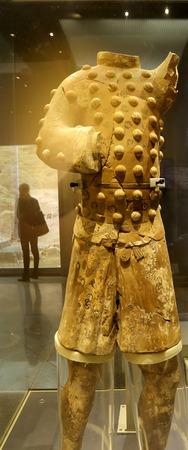 qin: Qin dynasty Terracotta Army, Xian (Sian), China