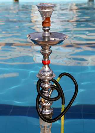 waterpipe: Hookah ‒ also known as a waterpipe, narghile,arghila  or shisha, Jordan, Middle East