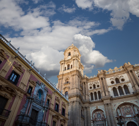 Cathedral of Malaga is a Renaissance church in the city of Malaga, Andalusia, southern Spain. It was constructed between 1528 and 1782; its interior is also in Renaissance style photo