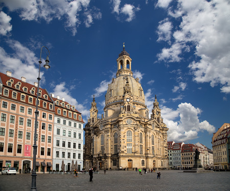 literally: Dresden Frauenkirche ( literally Church of Our Lady) is a Lutheran church in Dresden, Germany Editorial