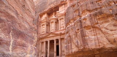 musa: Al Khazneh or The Treasury at Petra, Jordan