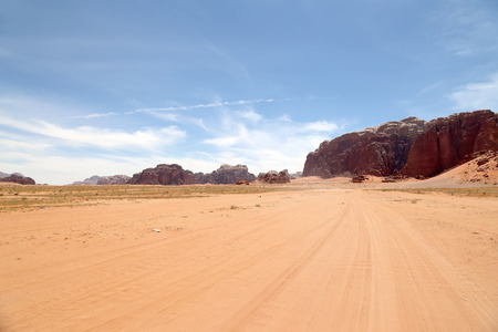 moon  desert: Wadi Rum Desert also known as The Valley of the Moon is a valley cut into the sandstone and granite rock in southern Jordan 60 km to the east of Aqaba