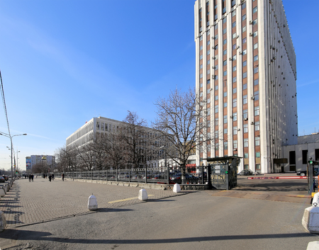 ministry: Ministry of Justice of Russian Federation. Zhitnaya St. 14, Moscow,  Russia