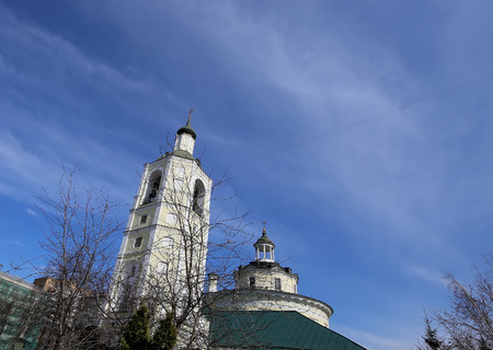 philips: Metropolitan (holy hierarch) Philips Church in the suburb Meschanskoy. Moscow, Russia