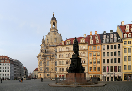 literally: The Dresden Frauenkirche ( literally Church of Our Lady) is a Lutheran church in Dresden, Germany
