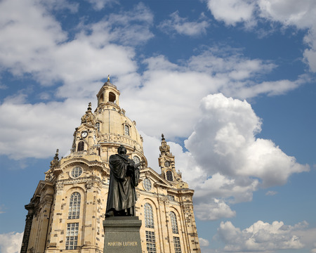 church of our lady: The Dresden Frauenkirche ( literally Church of Our Lady) is a Lutheran church in Dresden, Germany