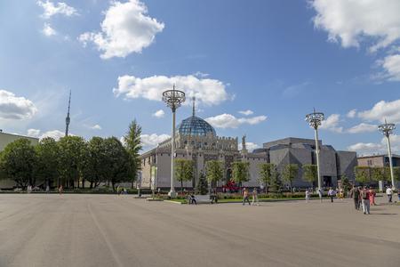 Pavilion 11 metallurgy (former Kazakh SSR)