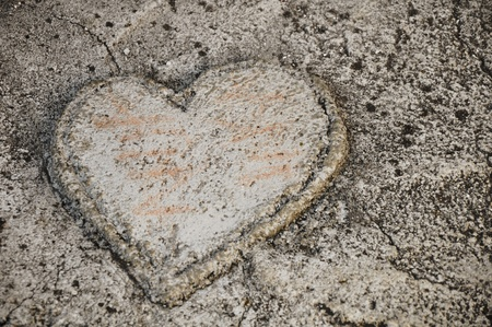 heart of stone photo