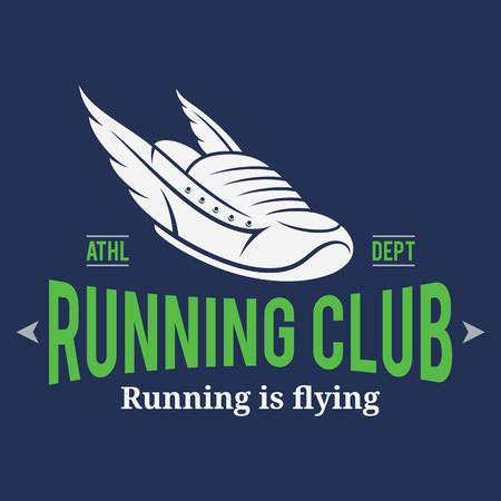 Running Club Logo.