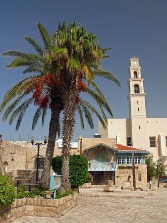 View of Old Jaffa, Tel Aviv, Israel