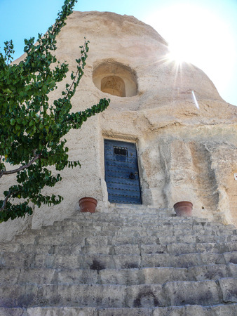 Small temple in the land of dervishes, Cappadocia