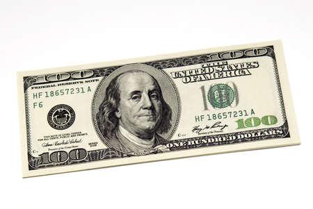 hundred: One hundred dollar