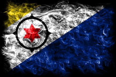 Bonaire smoke flag, Netherlands dependent territory flag