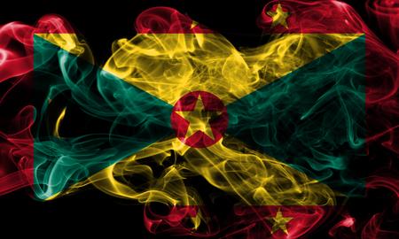 Grenada smoke flag