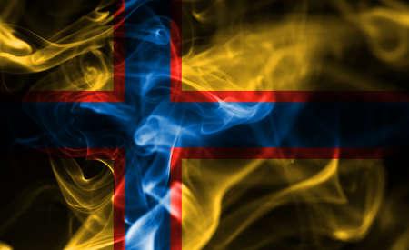Ingrian smoke flag, Finland dependent territory flag