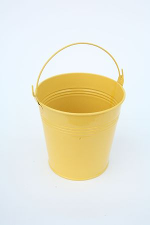 A yellow watering can 2