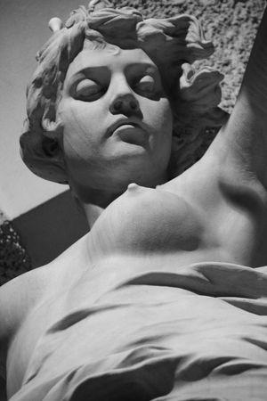 afrodita: Estatua de Afrodita