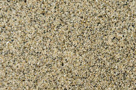 Le gravier est une agrégation lâche de fragments de roche. Le gravier est classé par gamme de tailles de particules et comprend des classes de tailles allant des granulés aux fragments de la taille d'un rocher. À l'échelle d'Udden-Wentworth, le gravier est classé en gravier granulaire et en gravier caillouteux. Banque d'images