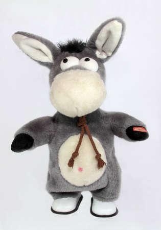 burro: The toy burro
