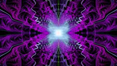 radio waves: Radio waves from space. Flash of supernova