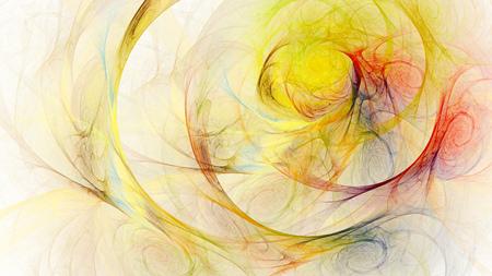 storm sky: Spiral space. Storm sky. Atmosphere distant planet. Abstract image. Fractal Wallpaper desktop. Digital artwork creative graphic design. Format 16: 9 widescreen monitors. Stock Photo