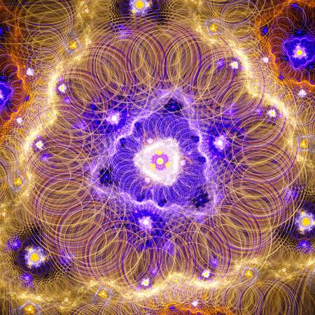 incredible: Incredible exotic pattern.