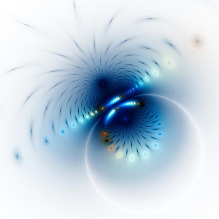 electromagnetic field: Electromagnetic field. Northern Lights.