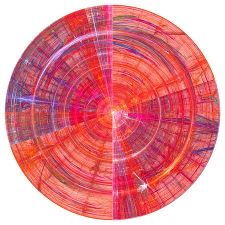multicoloured: Multicoloured sphere of cosmic mind.