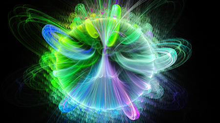 Vortices of energy magnetic field.